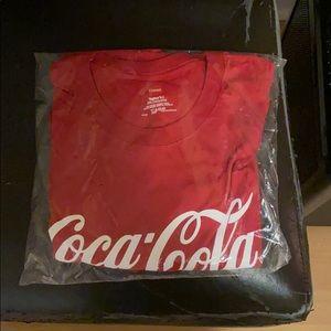 NWOT Coca Cola classic T-shirt